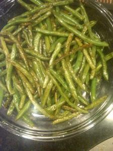 Buttery Sauteed Green Beans | LOVE: The Secret Ingredient