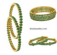 Emerald Bangles photo