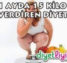 Türkiye'nin en ünlü diyetlerinden biri olan Karatay Diyeti ile sağlıklı kilo vereceksiniz !