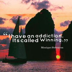 That's a great addiction to have! #entrepreneur #success by {Ed Zimbardi http://edzimbardi.com