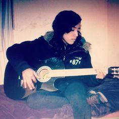 Nada mejor que tocar música y mas si es para Dios ❤️