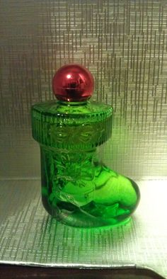 Vintage AVON Boot Cologne Bottle by thebootychest on Etsy, $7.99