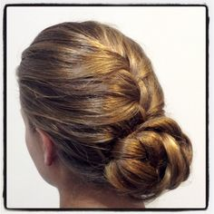Beautiful formal hair for that special occasion!!