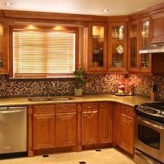 Photos Of Kitchen Cabinets Designs