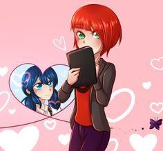 miraculous tales of ladybug and cat noir Nathanaël - Google Search
