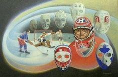 James Lumbers- The Goalie Mask