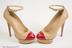 Charlotte Olympia by Museum at FIT, via Flickr