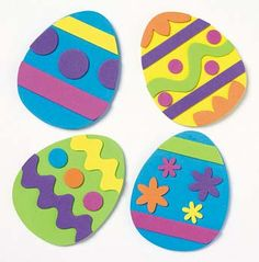 Fun Kids Easter Crafts and Activities