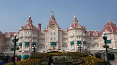 Disneyland Paris March 15