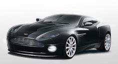 Aston Martin Vanquish S... what can I say, I have fabulous taste ;)