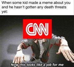 CNN WILL PAY
