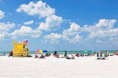 Siesta Key, FloridaBest time to go: Year-round99 percent-quartz sand means this Gulf retreat near Sa... - Photo: Courtesy of TripAdvisor