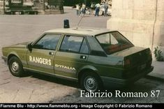Giulietta Rangers'd Italia