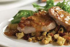 ... Pork & Ham Dishes on Pinterest | Pork chops, Pork tenderloins and Pork