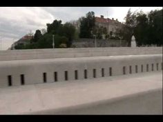 Croatia's Sea Organ and a description of how it works. A variation on wind chimes, perhaps?