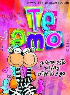 Te Amo... y amo esto que hay entre tú y yo. Love Images, Love Pictures, Funny Images, Song Quotes, Life Quotes, Love Text, Inspirational Phrases, I Love You, My Love
