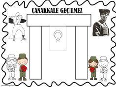 Special Day, 18th, Preschool, Comics, Kid Garden, Kindergarten, Cartoons, Comic, Preschools