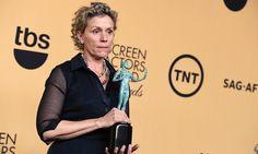 Premios del Sindicato de Actores:: Frances McDormand  por 'Olive Kitteridge' como Mejor actriz de miniserie o película para TV.