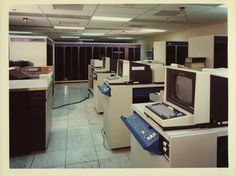 Control Data Corporation mainframe installation