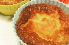 11 receitas deliciosas e sem carboidrato para matar a fome Tortas Low Carb, Low Carb Recipes, Muffin, Paleo, Cheesecake, Breakfast, Healthy, Sweet, Desserts