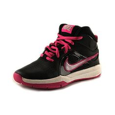 great Nike Boy's Team Hustle D 6 Basketball Shoes