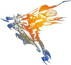 Final Fantasy Tactics: Advance logo by eldi13 on deviantART