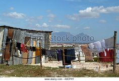 World Poverty, African Art, South Africa, Stock Photos, Places, Fence, Landscapes, Laundry, Photography