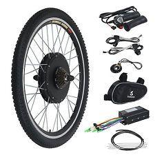 Electric Bicycle Ebike 26-Inch Conversion Kit Hub Motor Rear