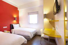2 pilihan hotel bintang 2 dari hotel murah di Bandung Cihampelas