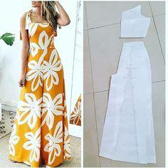 Fashion Sewing, Diy Fashion, Fashion Dresses, Jumpsuit Pattern, Pants Pattern, Dress Sewing Patterns, Clothing Patterns, Sewing Clothes, Diy Clothes