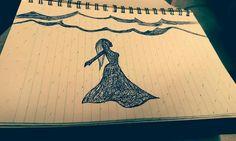 Dreamy doodle