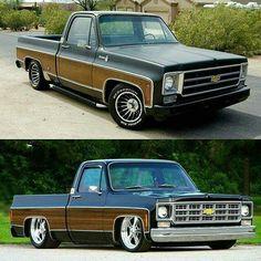 Retro vs custom