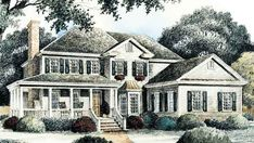 Arborshade | Southern Living House Plans