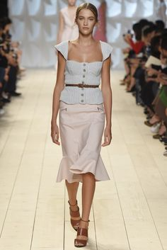 Paris Fashion Week Spring 2015: From the Runway - Nina Ricci Spring 2015