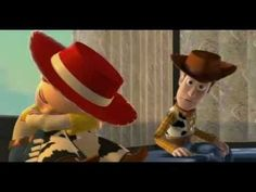 ▶ Toy Story 2 When Somebody loved me (European Spanish) - YouTube--imperfect