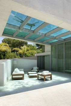 Jellyfish House by Wiel Arets Architects (5)