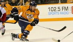 Colin Wilson Was The Nashville Predators' 2013 MVP