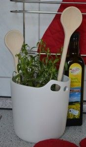 Deko für die Küche mit Holzlöffeln - eine tolle Idee für Hobbyköche und Profis | VALENTINO Wohnideen