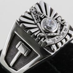 My new Past Master Ring (in two months)