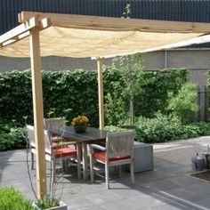 Shade Sail Patio Covering