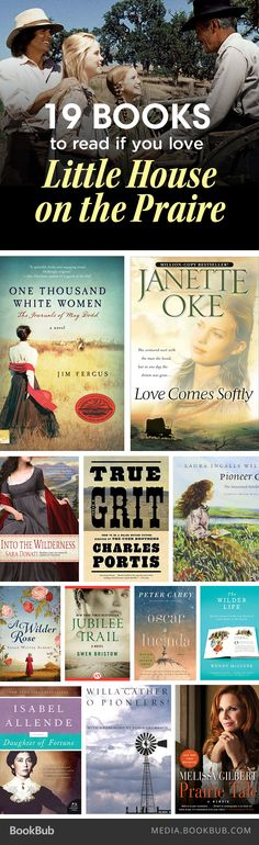 19 Books to Read If You Love 'Little House on the Prairie'
