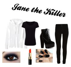Jane The Killer Outfit Polyvore