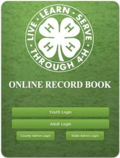4-H Online Record Book