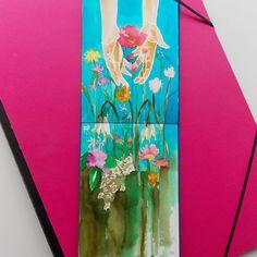 Gratant primavera by Marta R. Gustems