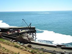 Elands Bay is a town in South Africa, situated on the Atlantic Ocean.