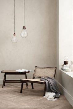 hm home 7 Cosy Interior, Interior And Exterior, Interior Decorating, Interior Design, Scandinavian Interior, Rattan Furniture, Furniture Design, Modul Sofa, Design Industrial