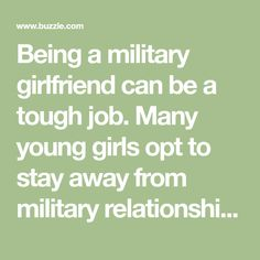 perks of dating a military man