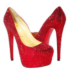Christian Louboutin...red...ohlala..