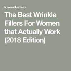 8 Best wrinkle filler images in 2013   Best wrinkle filler
