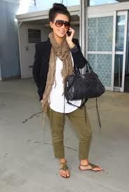 celebrity airport style summer - Google Search
